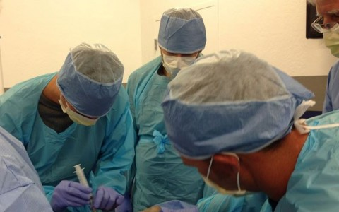 Advanced Skills/Cadaver Lab
