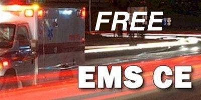 MORE FREE EMS CE