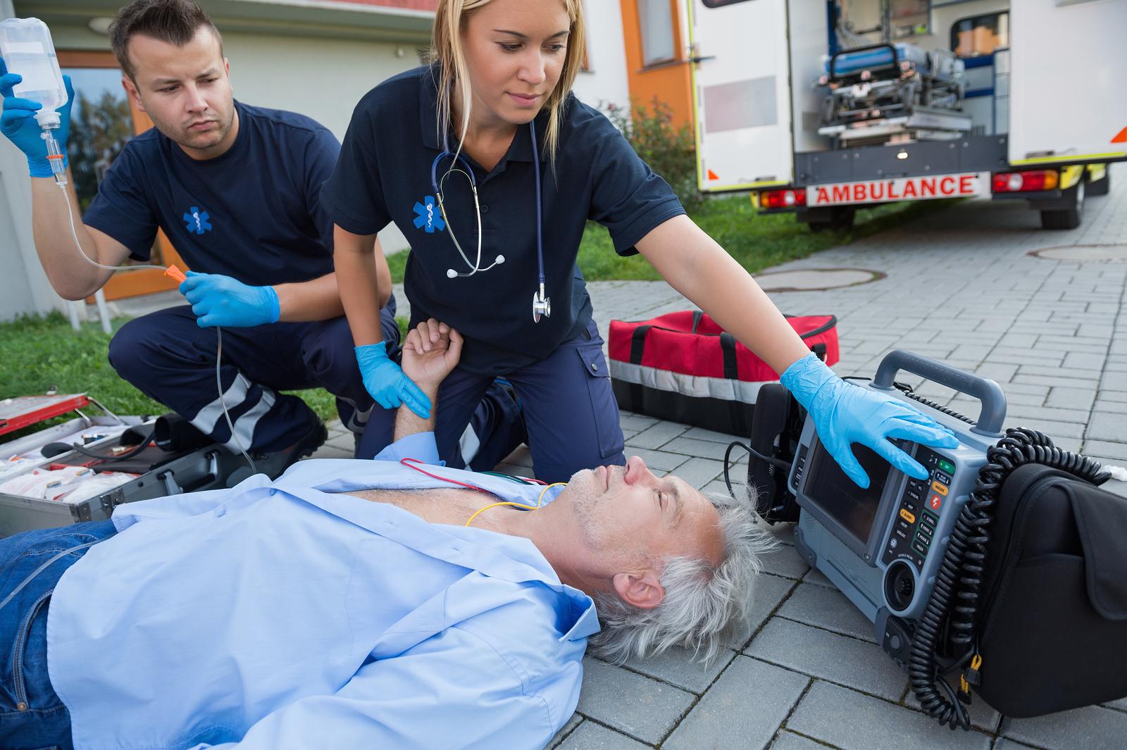 Paramedics-Victim