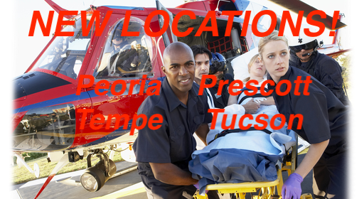Medic class in Tempe and Tucson!